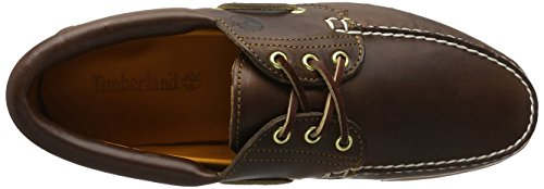 Timberland , Mocassins pour homme brown pull-up - brown pull-up