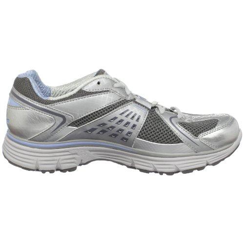 Skechers Ready Set Move 11753 BKSL, Chaussures de sport femme Argent/gris/bleu