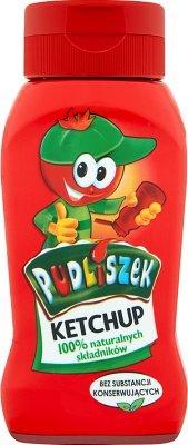 Pudliszki Pudliszek Tomatenketchup mild für Kinder 275 g