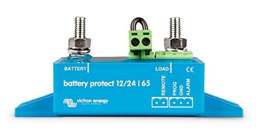 Battery protect 12v/24v - 65a - victron energy