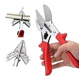 Multi Angle Trim Cutter - Gehrungsschere - 45 ° Grad Winkelschere Handwerkzeuge Für Trunking Shear Holz Mitre Moulding Schneidwerkzeug