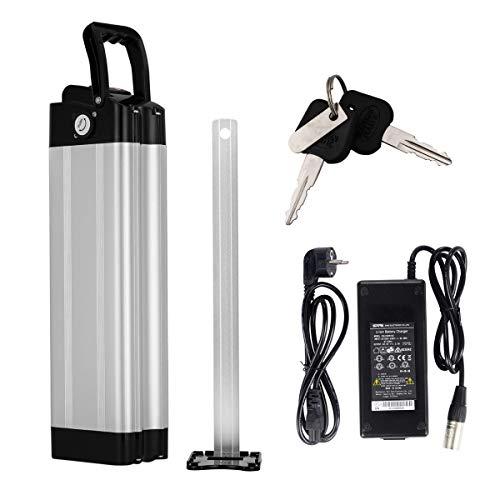 YOSE POWER Batería de Litio 36V14.5Ah (537Wh) Samsung para Bicicleta Eléctrica con Cargador