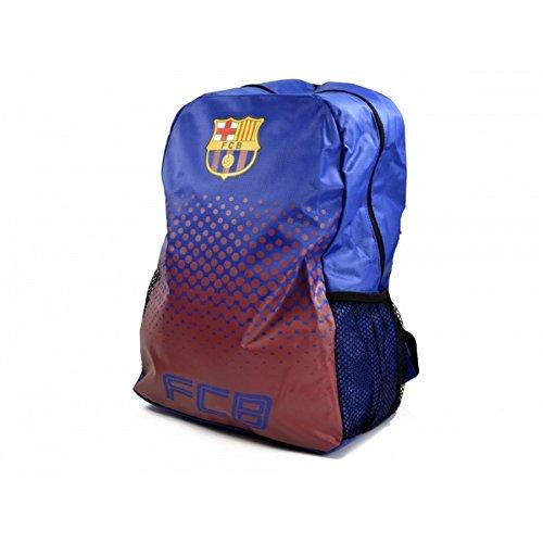 FC Barcelona Rucksack offizielles Produkt. Blau / Rotbraun
