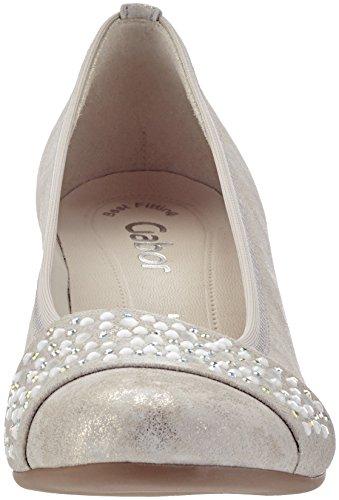 Gabor Ladies Fashion Pumps Pink (powder + Heel 61)