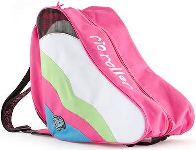 Rio Roller Roller Skate Bag - Borse da spiaggia Unisex Adulto, Multicolore (Skate), 24x15x45 cm (W x H L)
