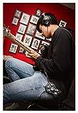 Rocktile 00029431 Écouteurs + Ampli + Multi-effets