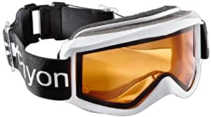 Black Canyon BC745DH;W Skiing Goggles 2-Layer White