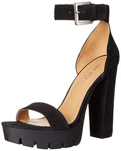 nine-west-indira-donna-us-11-nero-sandalo-con-la-zeppa