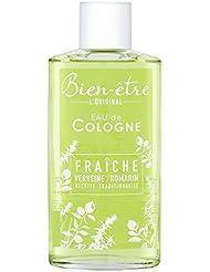 Bien Être - Eau de Cologne Fraîche Au Parfum de Verveine/Romarin - 250 ml