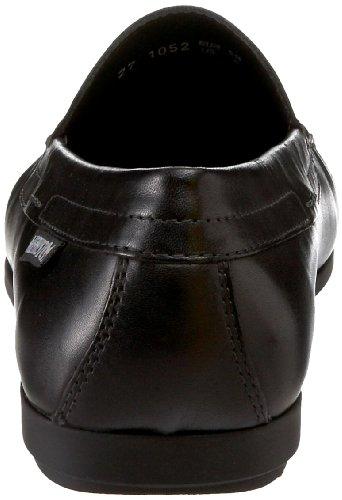 Mephisto ALGORAS P5051594, Scarpe classiche non stringate Uomo Black