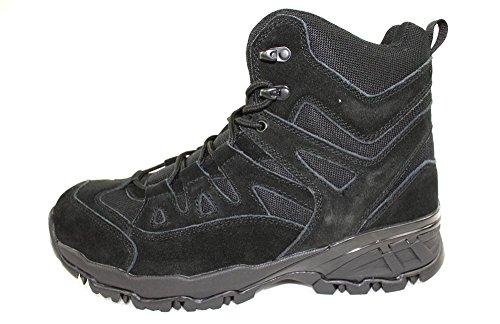 SQUAD Stiefel 5 Inch schwarz Schwarz