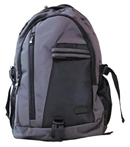 Aoking Nylon 18 Inches Multicolour Laptop Backpack