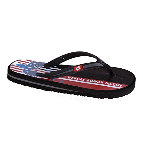 lotto-chanclas-regleta-sandalo-hombre-thongs-shoes-playa-sport-waya-fuego-vii-negro-size-39