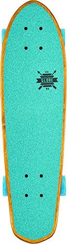Globe Skateboard Blazer, Natural/Blue, One size, 10525125