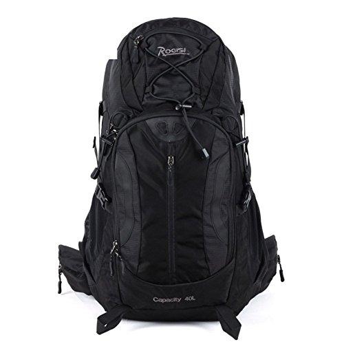 Sincere® Package / Sacs à dos / Portable sac de randonnée imperméable / Ultraléger Outdoor / 40L sports récréatifs hommes et femmes sur 40L de pied-noir
