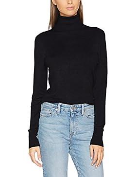 Only Onldina L/S Rollneck Pullover Knt, Suéter para Mujer