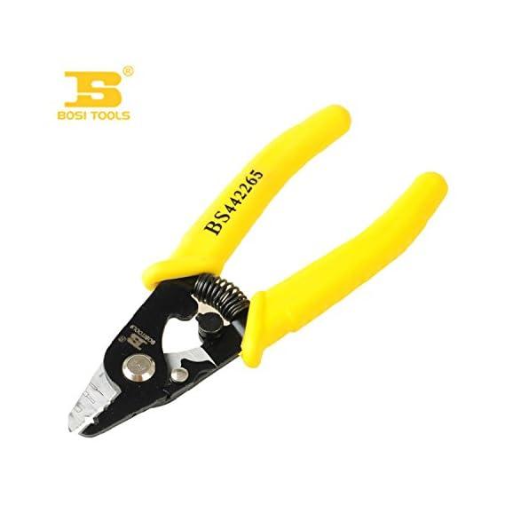 Generic 2016 Persian tools fiber stripping optical fiber stripper fiber wire stripping pliers BOSI Tools dremel