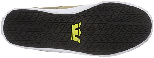 Supra Stacks Vulc Ii, Sneakers Basses mixte adulte Marron (KHAKI - WHITE KHK)
