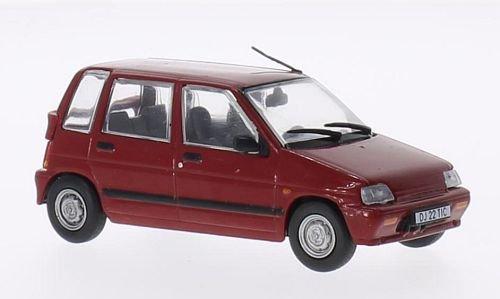 Daewoo Tico, dunkelrot, Modellauto, Fertigmodell, SpecialC.-75 1:43