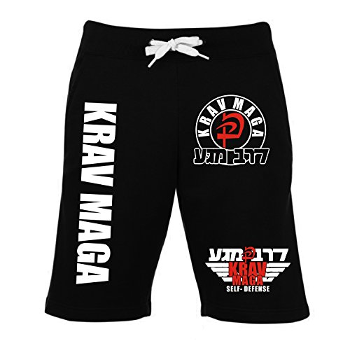 Aprom-Sports Krav Maga Short-2-Pantalones