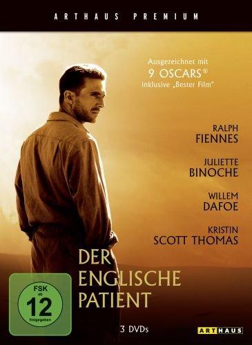 Bild von Der englische Patient - Arthaus Premium (3 DVDs)