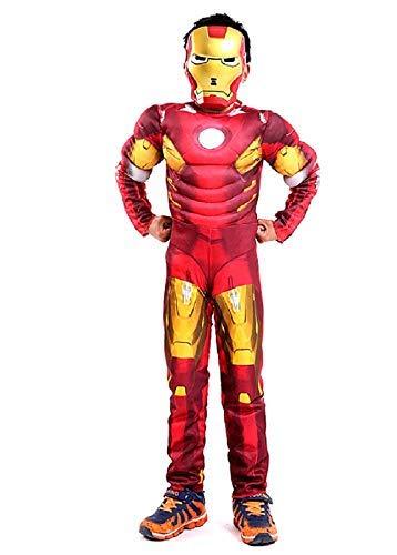 - Iron Man Kostüm 7 Jahren