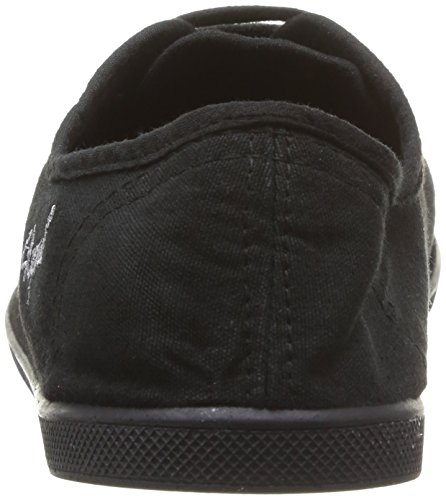 Kaporal Vickano, Baskets mode femme Noir (8 Noir)