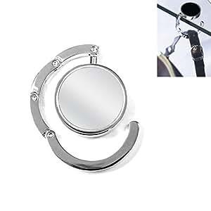 Porte sac tendance avec miroir accroche sac main for Miroir accroche porte