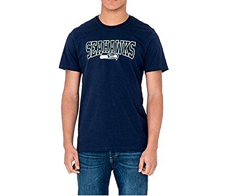 New Era Herren T-Shirt NFL Team Seattle Seahawks blau XL -
