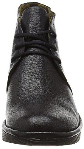 FLY London Pert, Desert Boots Femme Noir (Black 029)