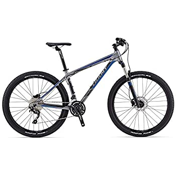 66c55acc45d Giant Talon 27.5 2 Sports Bicycle (Silver, XLarge) Mountain/Hardtail Cycle