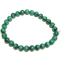 Exklusive Malachit Perlen Armband Fashion Wicca Jewelry Geschenk Crystal Healing Positive Energie metaphysisch... preisvergleich bei billige-tabletten.eu