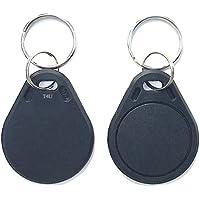 T4U Lot de 10 Badges RFID 13.56Mhz | Programmable libNFC Linux | UID modifiable