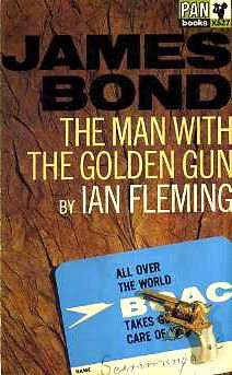 The Man with the Golden Gun / Ian Fleming
