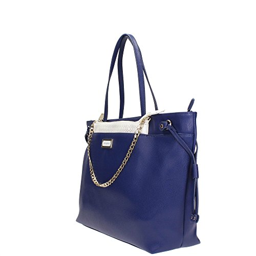 Blu Byblos 660140 Sac Shopper Femme Blu