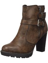 d1cff86fa76 Amazon.es  refresh mujer botines  Zapatos y complementos