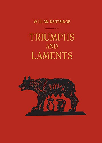 William Kentridge: Triumphs & Laments por Carlos Basualdo