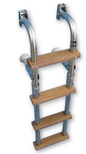 Badeleiter 4 Stufen Modell Kiria