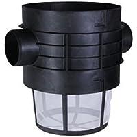 Filtro con cesta PLURAFIT, depósito de instalación