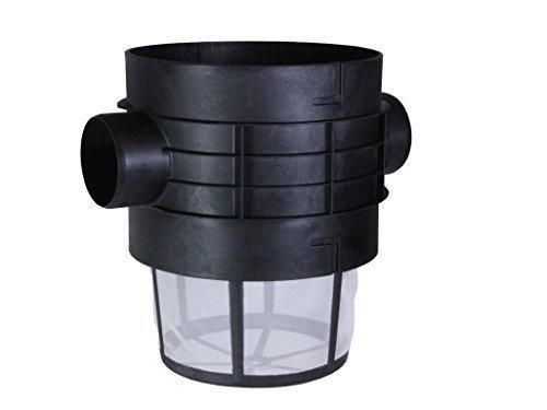 Überlauf-filter (PLURAFIT Filter mit Filterkorb, Tankeinbau)