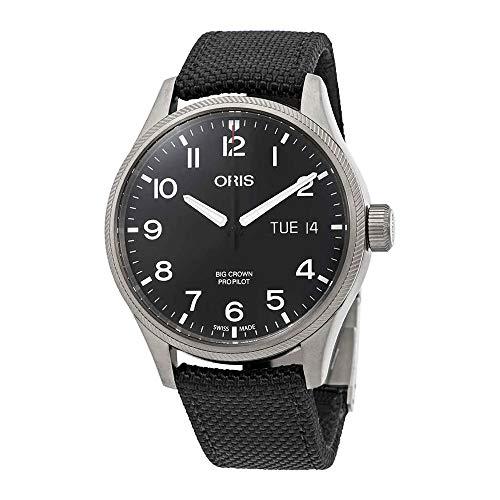 Oris Big Crown ProPilot Automatic Black Dial Mens Watch 01 752 7698 4264-07 5 22 15GFC