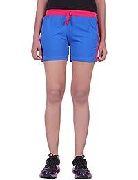 DFH Women Regular Shorts