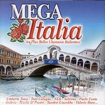 Coffret 4 CD : Mega Italia