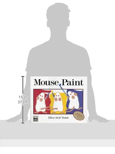 Mouse Paint (Hbj Big Books)