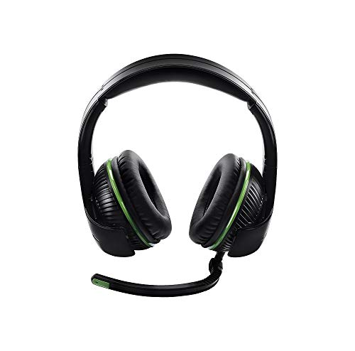 Thrustmaster Y-300X - Auriculares - Compatible XboxOne - Almohadillas grandes y ultra suaves - Micrófono unidireccional, desmontable y ajustable