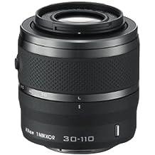 Nikon 1 Nikkor 30-110mm F3,8-5,6 VR - Objetivo con montura para Montura 1 de Nikon (distancia focal 81-297mm , apertura f/3.8, estabilizador de imagen)