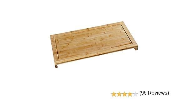 Bamboo Nature 15 cm KESPER 58590 Planche /à d/écouper 54x28x4,3cm en Bambou