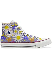mys Converse All Star Customized - Zapatos Personalizados (Producto Artesano) Camomil Texture