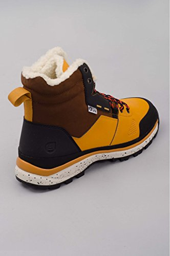 Chaussures Opening Boots Beige