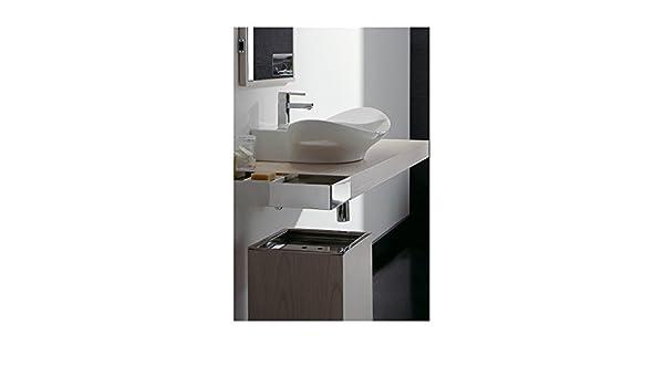 Vasche Da Bagno Zefiro : Zefiro vasca lavabo da appoggio o a sospensione 68: amazon.it: fai da te